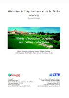 Fndae N22 Filières d'épuration adaptées aux petites collectivités