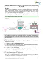 Protocole mesures LB et LCSPR